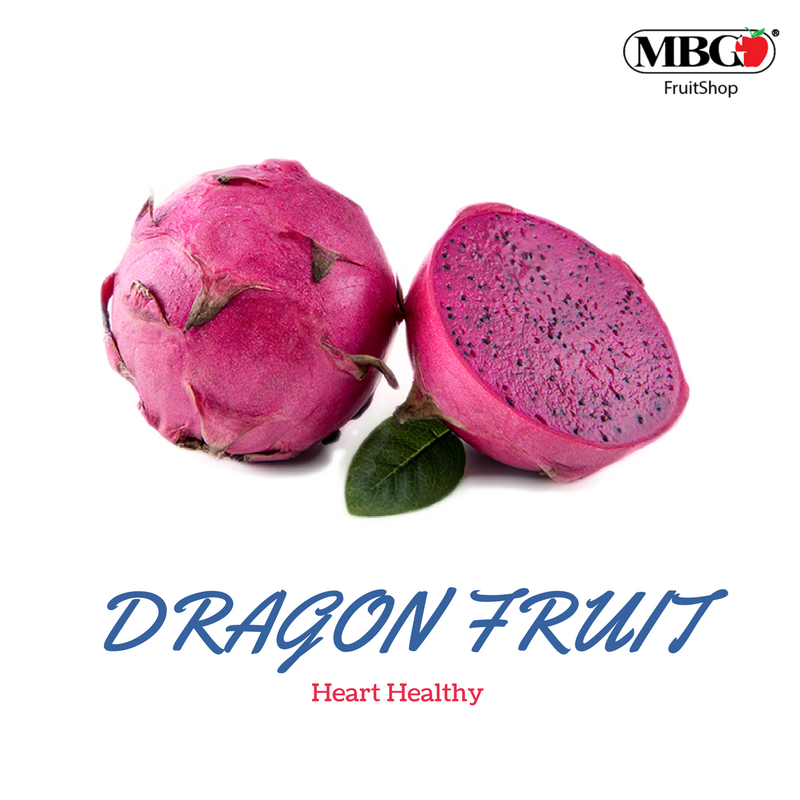 Red Dragon Fruit, Heart Healthy