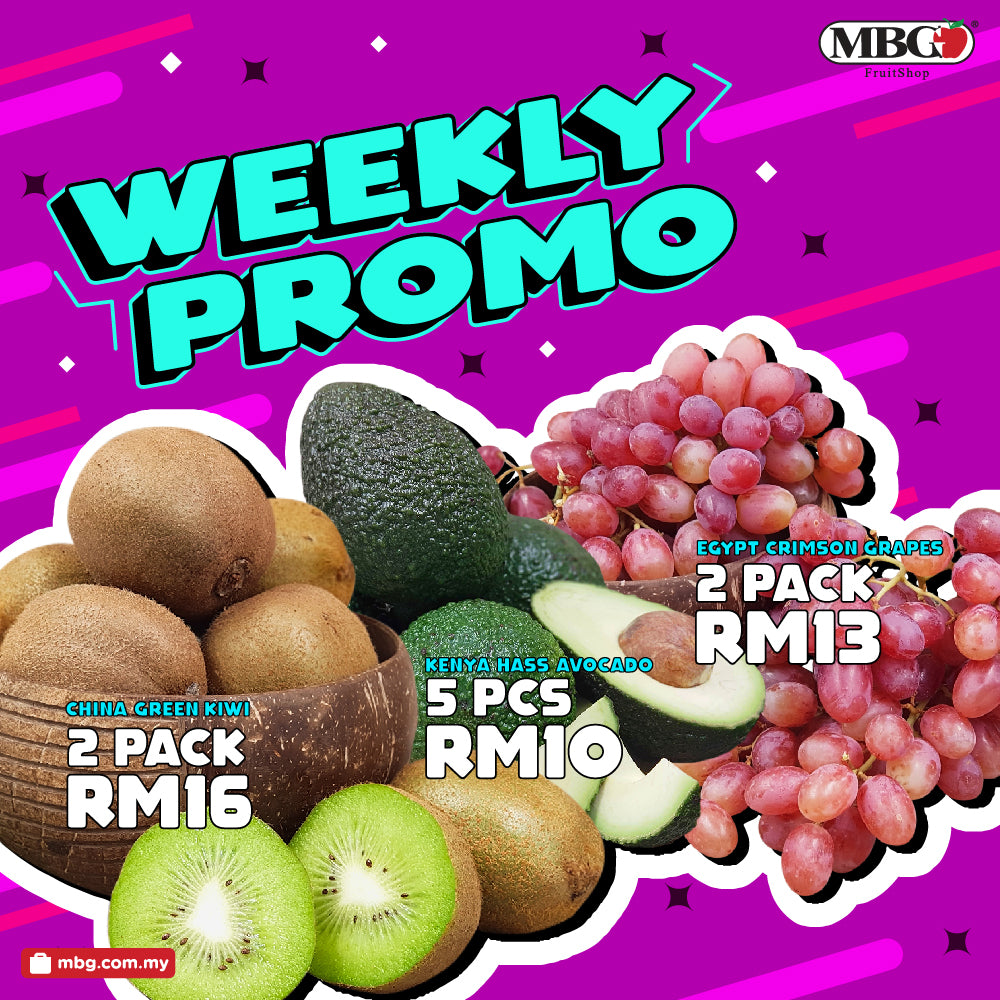WEEKLY PROMOTION 12 to 18 SEPTEMBER 2020!