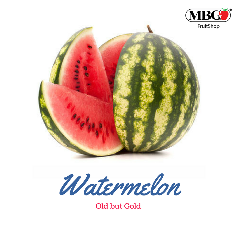 Watermelon, Old but Gold