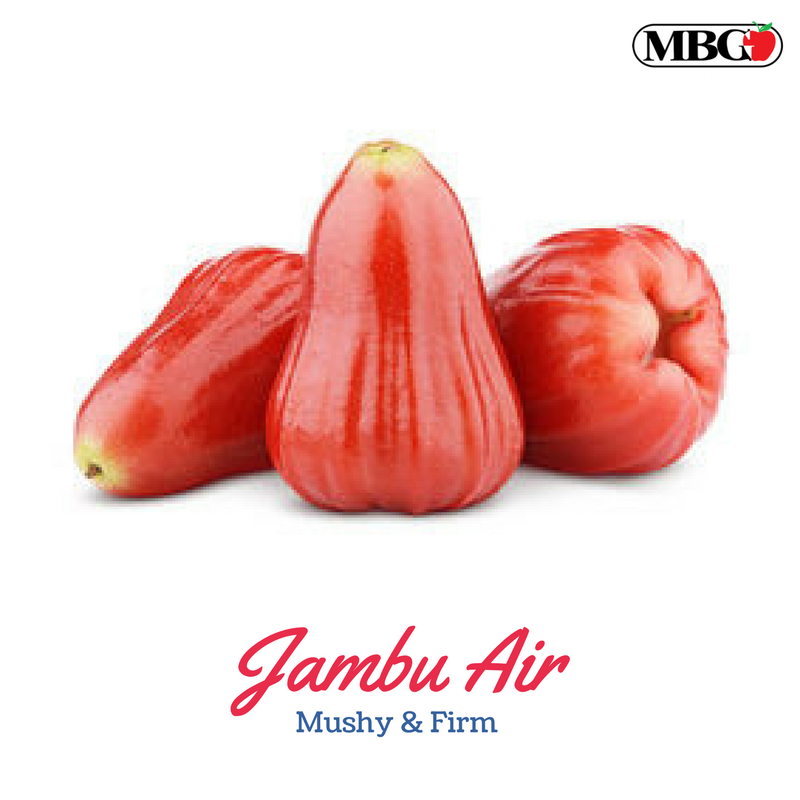 Jambu Air, Mushy & Firm