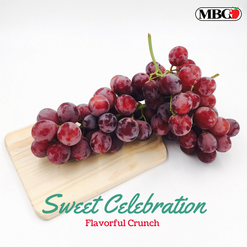 Sweet Celebration Grape, Flavorful Crunch