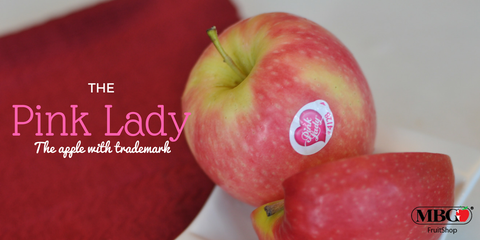 Pink Lady, The Apple With Trademark – MBG Fruit Shop