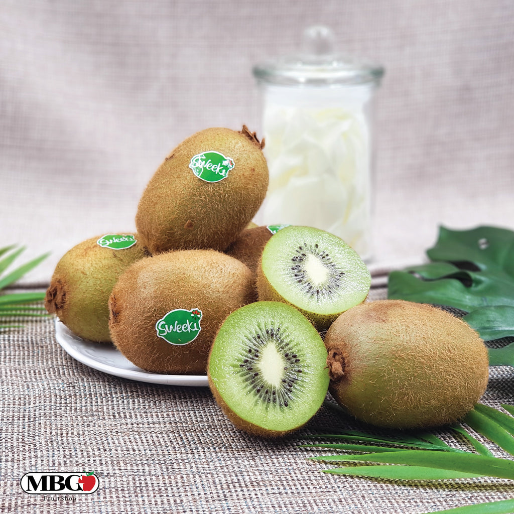 Chile Sweeki Green Kiwi [5Pcs/Pack]-Berries-MBG Fruit Shop