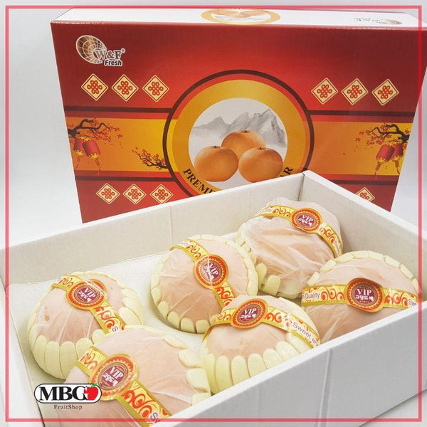 China Korean Singo Pear (XL)-Apples Pears-MBG Fruit Shop