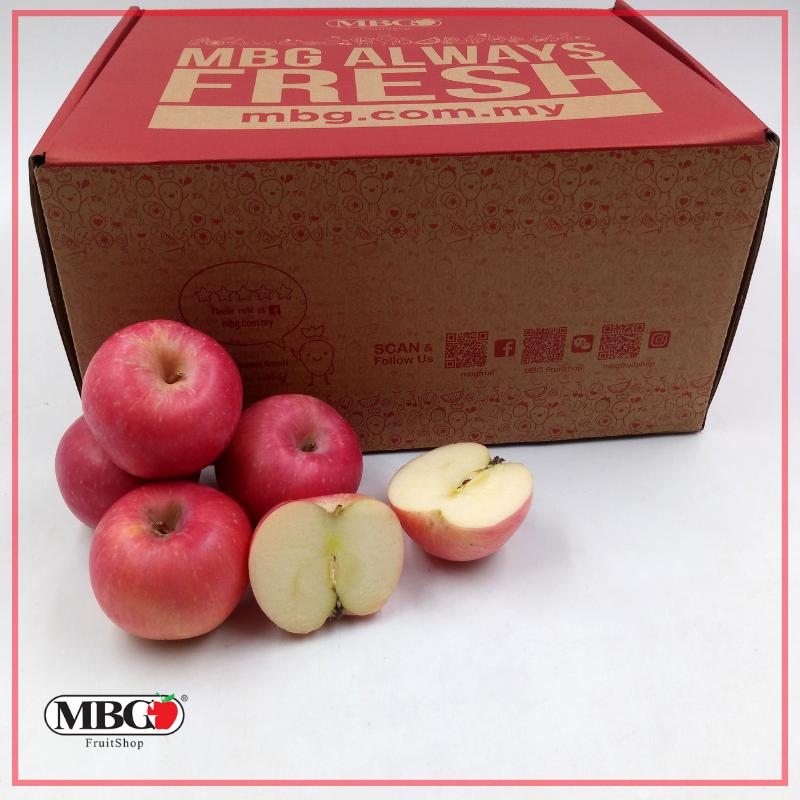 China Red Apple Fuji (S) [32Pcs/Box]-Fruit Box-MBG Fruit Shop