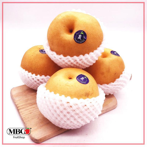 China Singo Pear (XL)-Apples Pears-MBG Fruit Shop