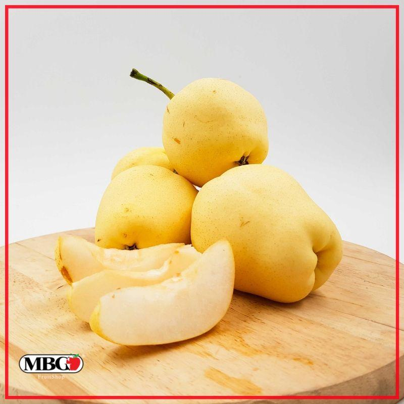 China Su Pear (S)-Apples Pears-MBG Fruit Shop