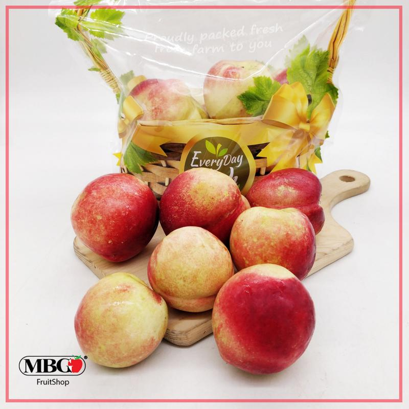 China Sweet Nectarine (1KG/Pack)-Stone Fruits-MBG Fruit Shop