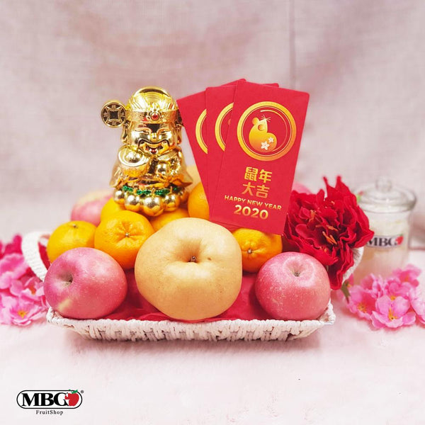 CNY Golden Hamper (S)-CNY Special-MBG Fruit Shop