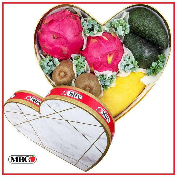 Darling Series 3 (4 types of fruits)-Fruit Gift-MBG Fruit Shop