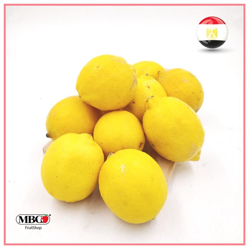 Egypt Lemon Adalia (S)-Common Fruits-MBG Fruit Shop