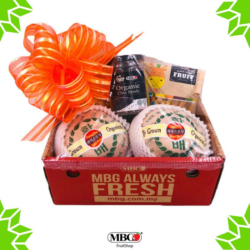 Festive Gift Box - Prosperity-Fruit Box-MBG Fruit Shop