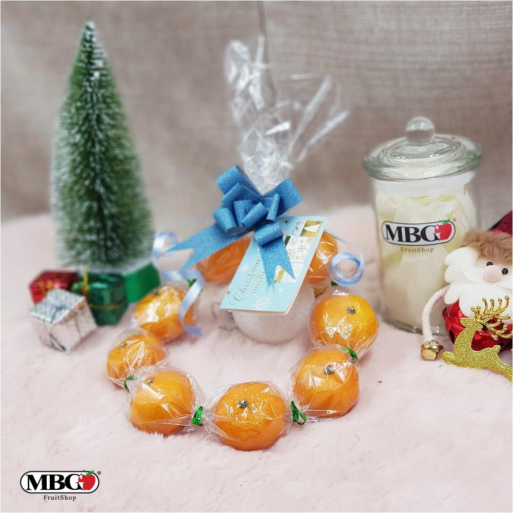Fruit Wreath 2-Xmas Special-MBG Fruit Shop