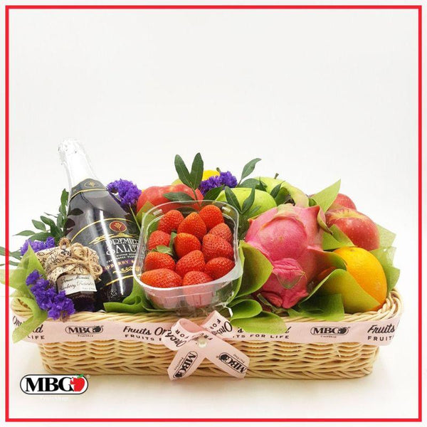 FruitsOrchard - Fruit Crate (MBG-239-B)-Fruits Orchard-MBG Fruit Shop