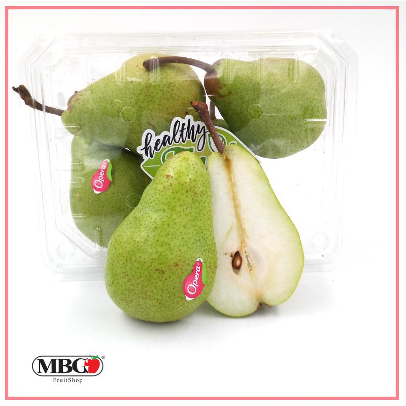 Italy Modena Packham Pear (M)[4Pcs/Pack]-Apples Pears-MBG Fruit Shop
