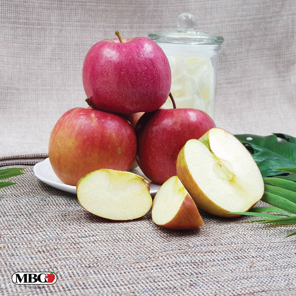 Italy Snow Crimson Apple (M)-Apples Pears-MBG Fruit Shop