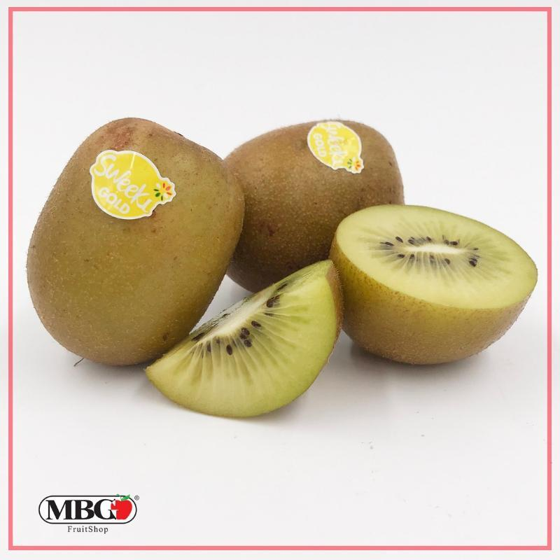 Italy Sweeki Gold Kiwi [5Pcs/Pack]-Berries-MBG Fruit Shop