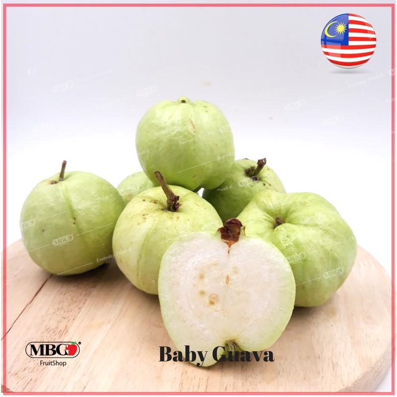 Malaysia Baby Crystal Guava-Common Fruits-MBG Fruit Shop