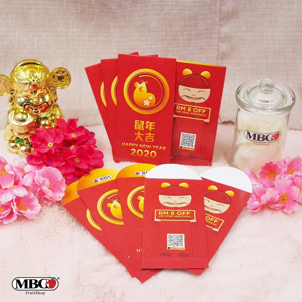 MBG CNY Ang Pow-CNY Special-MBG Fruit Shop