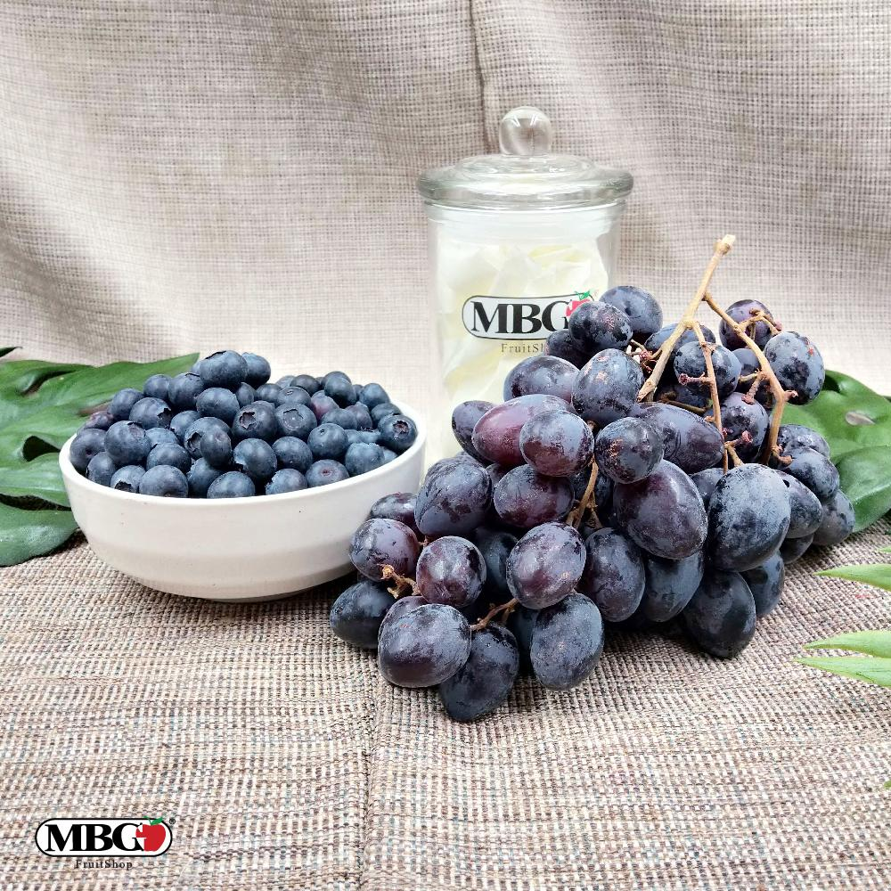 MBG Mix & Match Combo - Blueberry & Black Grape-Mix & Match-MBG Fruit Shop