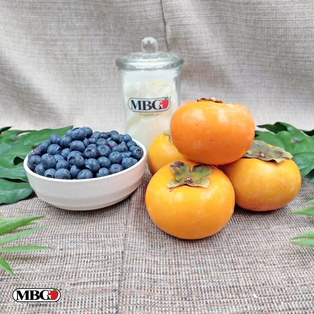 MBG Mix & Match Combo - Blueberry & Persimmon-Mix & Match-MBG Fruit Shop