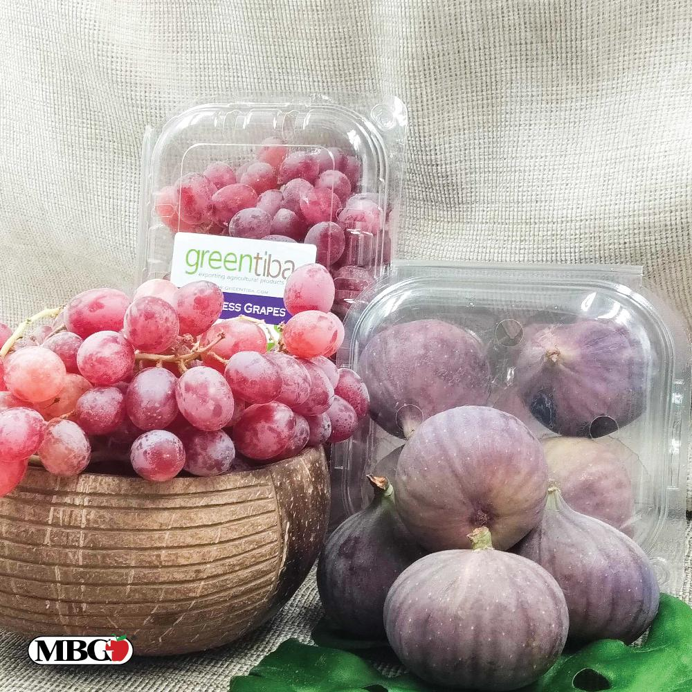 MBG Mix & Match Combo - Grapes and Figs-Mix & Match-MBG Fruit Shop