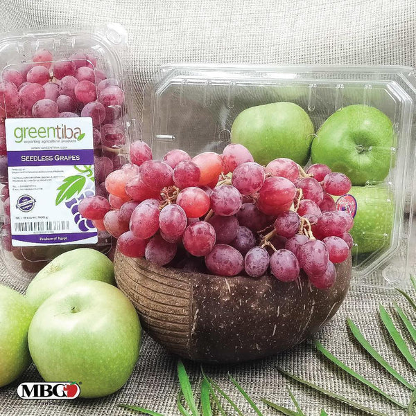 MBG Mix & Match Combo - Grapes and Green Apples-Mix & Match-MBG Fruit Shop