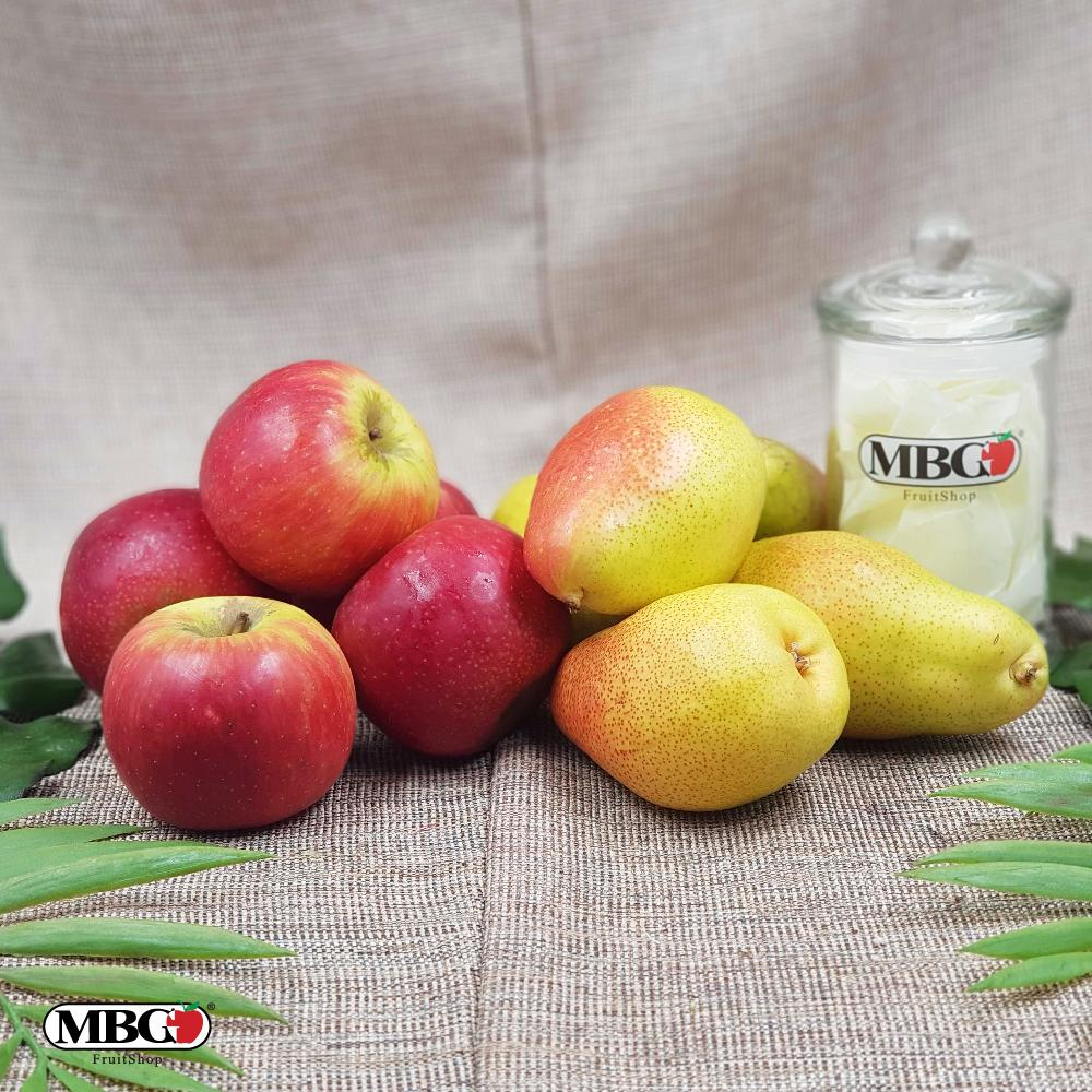 MBG Mix & Match Combo - Red Apple & Forella Pear-Mix & Match-MBG Fruit Shop