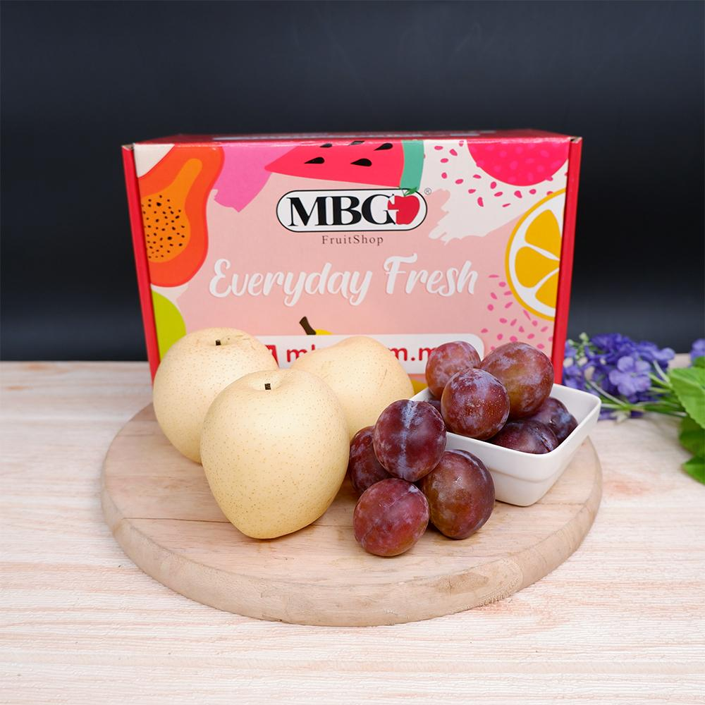MBG Pear Prune Combo-Mix & Match-MBG Fruit Shop