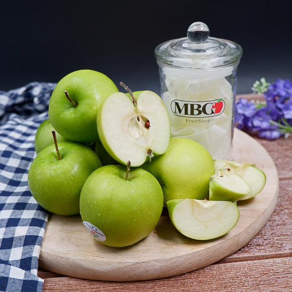 New Zealand Granny Smith Green Apple (S)-Apples Pears-MBG Fruit Shop