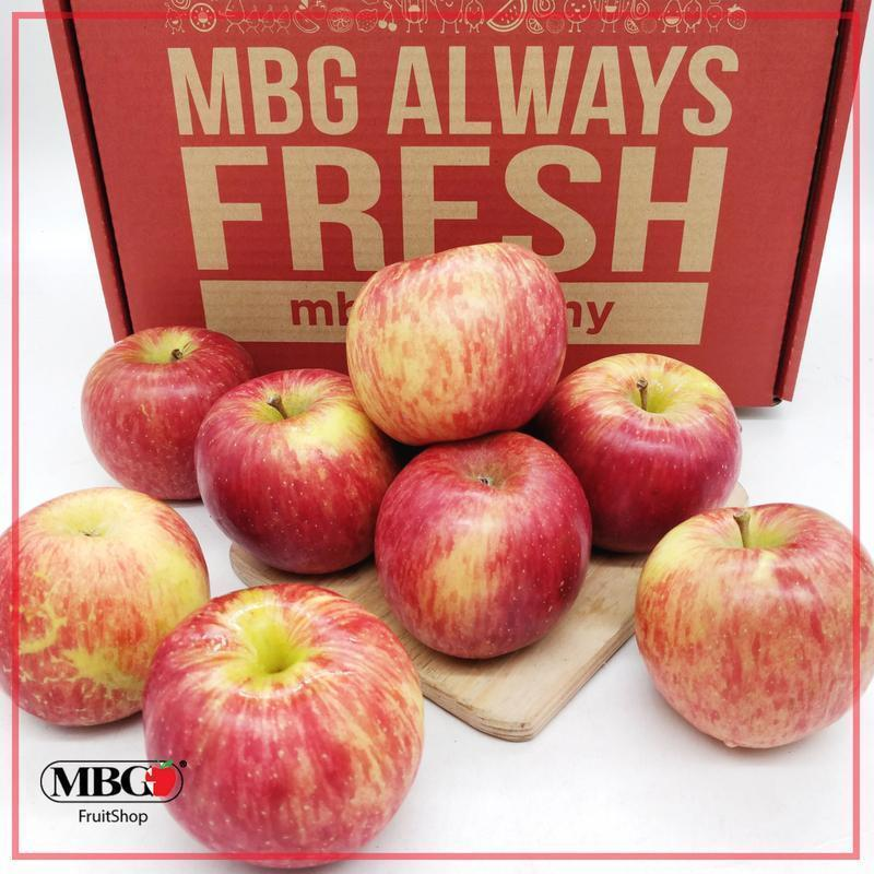 New Zealand Yummy Rose Apple (L)[15Pcs/Set]-Apples Pears-MBG Fruit Shop