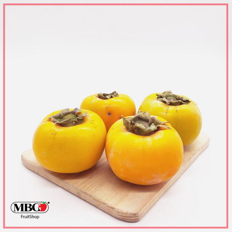 Pakistan Persimmon (4Pcs/Pack)-Citrus-MBG Fruit Shop