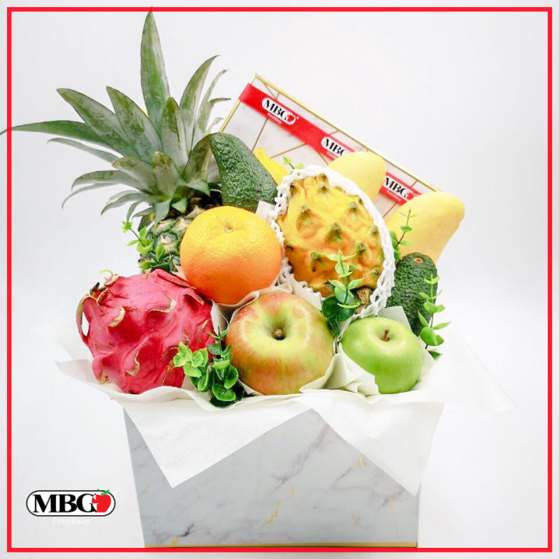 Precious Series 1 (9 types of fruits)-Fruit Gift-MBG Fruit Shop