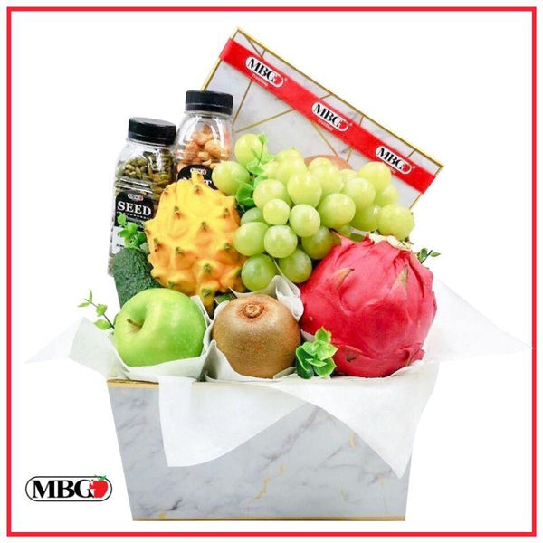 Precious Series 2 (10 types of fruits)-Fruit Gift-MBG Fruit Shop