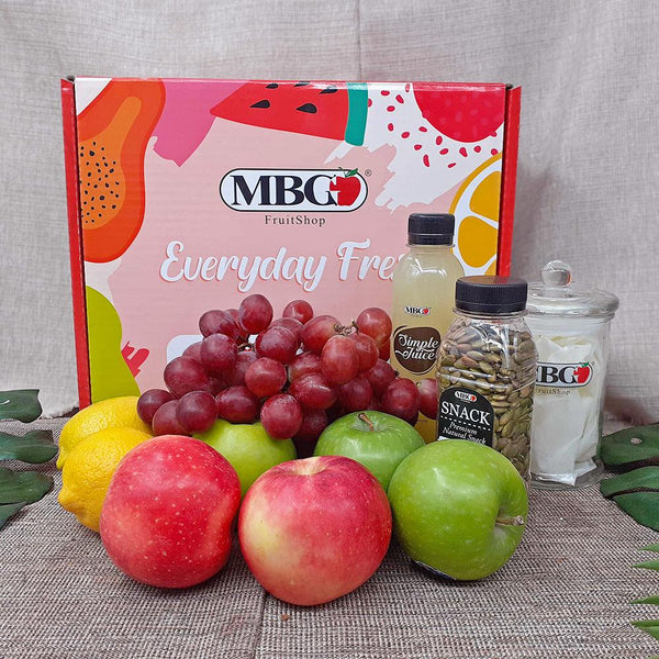 Primo Fruit Box (6 Types of Fruits)-Fruit Box-MBG Fruit Shop