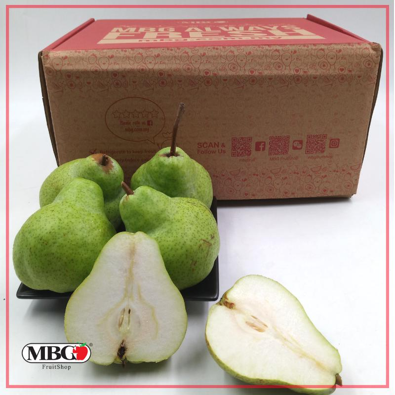 South Africa Packham Pear (L)[26Pcs/Box]-Fruit Box-MBG Fruit Shop