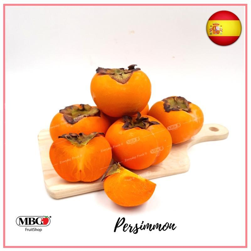 Spain Sharon Persimmon (S)-Common Fruits-MBG Fruit Shop