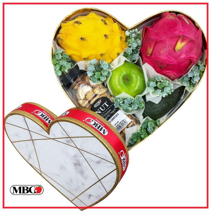 Sweetheart Series 1 (5 types of fruits)-Fruit Gift-MBG Fruit Shop