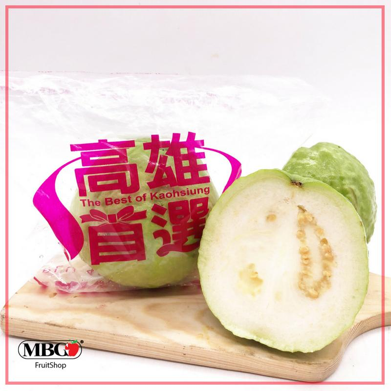 Taiwan Kaohsiung Guava (M)-Common Fruits-MBG Fruit Shop