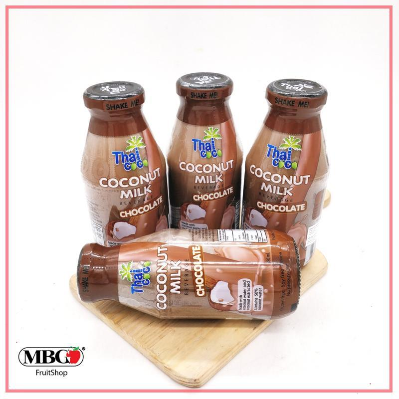 Thai Coco Coconut Milk (Chocolate)-Others-MBG Fruit Shop