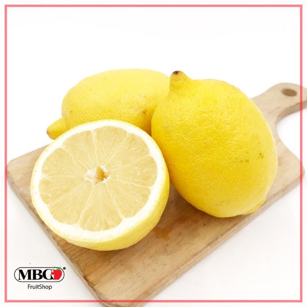 Turkey Lemon (L)-Citrus-MBG Fruit Shop