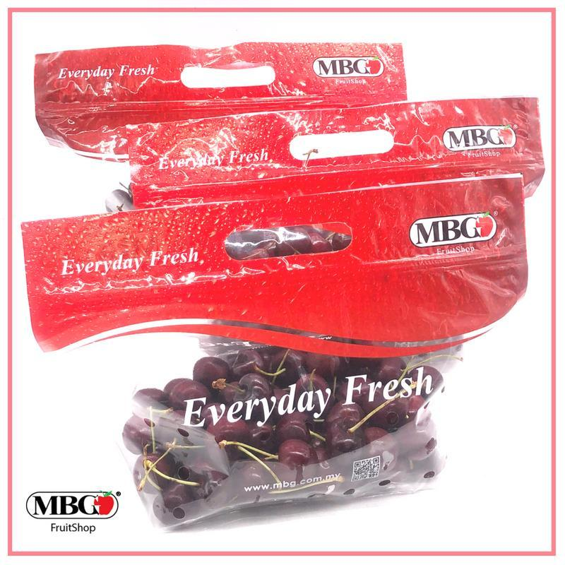 USA Hero Red Cherry (850g/Pack)[Sharing]-Stone Fruits-MBG Fruit Shop