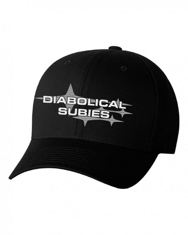 Diabolical Subies Embroidered Flex Fit Hat