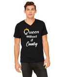 Queen Without A Country V Neck