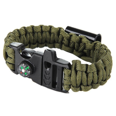 Camping Outdoor Umbrella Rope Opener Survival Rope Bracelet-Ridge Line Survival Gear