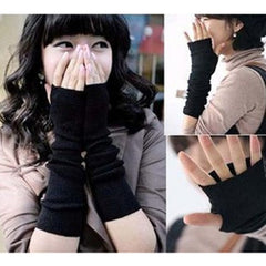 Arm Warmers Long Gloves-Ridge Line Survival Gear