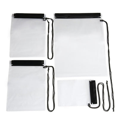 4 Pack Universal Waterproof Case Bag-Ridge Line Survival Gear