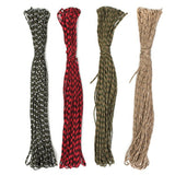 Paracord 550 100ft 7 strand Lanyard Rope Parachute Cord-Ridge Line Survival Gear