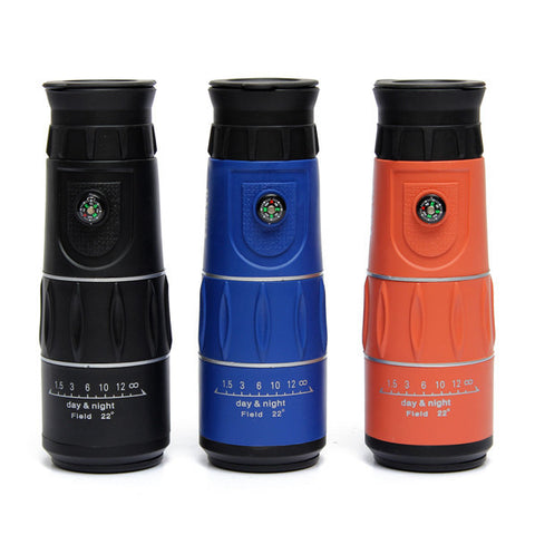 Outdoor Camping Travel Clear Zoom Optical Telescope-Ridge Line Survival Gear