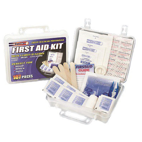 Ridgeline 107 Piece First Aid Kit